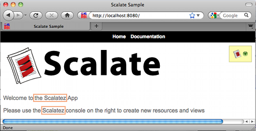 Scalate Custom Home Resource