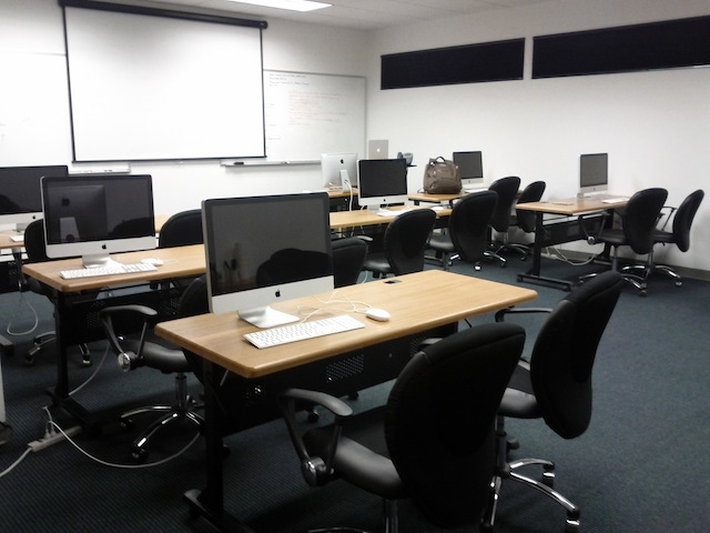Chariot Solutions Training Room
